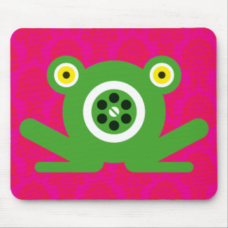 Drain Frog® Mouse Pad