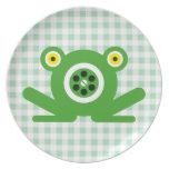 Drain Frog® Plate