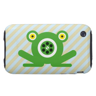Drain Frog® Tough iPhone 3 Cover