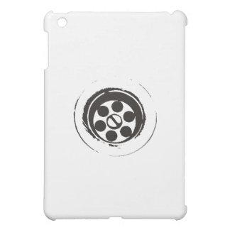 Drain iPad case