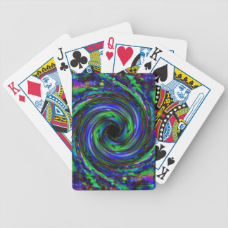 Drain Bicycle Playing Cards
