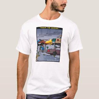 """Drain The Weasel"" T-Shirt"