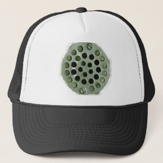 Drain Trucker Hat