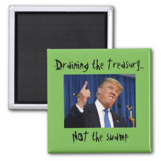 Draining the swamp? No... Magnet