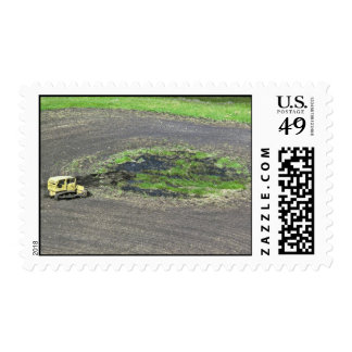 Draining Wetland Stamps