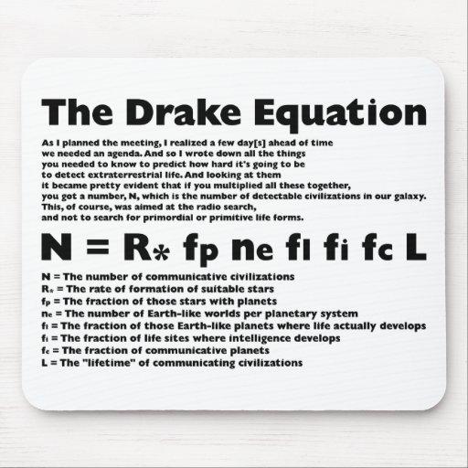 Drake_Equation Tapetes De Raton