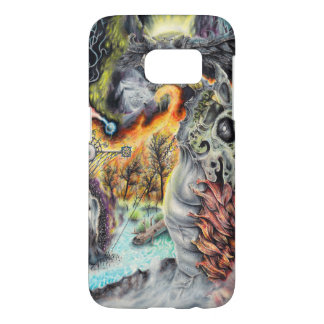 DRAKE: Love & Passion - Fantasy Artwork Samsung Galaxy S7 Case