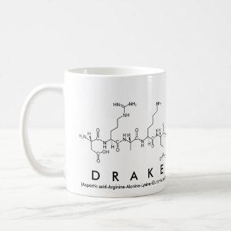 Drake peptide name mug