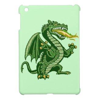 Draken Green Cover For The iPad Mini