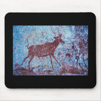 Drakensberg Cave Painting Mouse Pad