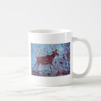 Drakensberg Cave Painting Classic White Coffee Mug