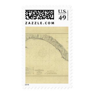 Drake's Bay, California Stamp