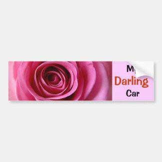 Draling sticker for darling car car bumper sticker