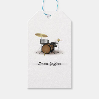 Dram session gift tags
