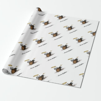 Dram session wrapping paper