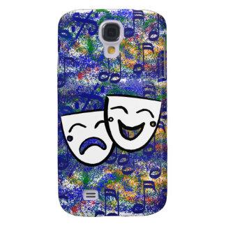 Drama: A Musical Splash Galaxy S4 Case