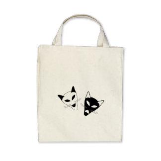 Drama Cat Masks Bag