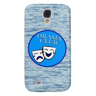 Drama Club Badge Samsung Galaxy S4 Case