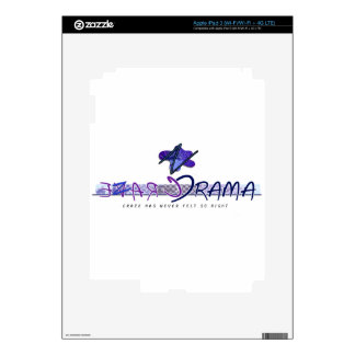 Drama Craze Decals For iPad 3