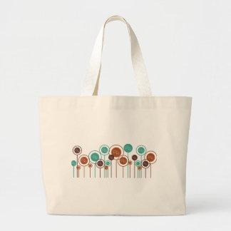Drama Daisies Canvas Bag