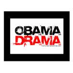 Drama de Obama Postal
