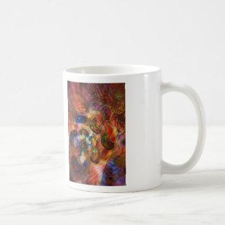 Drama del desierto taza de café