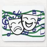 Drama: el Musical Alfombrilla De Ratón