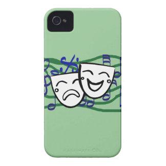 Drama el Musical iPhone 4 Case-Mate Funda