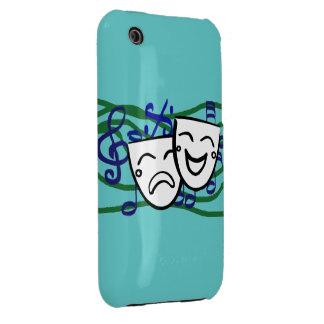 Drama el Musical Case-Mate iPhone 3 Protector