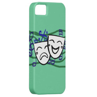 Drama el Musical iPhone 5 Carcasas