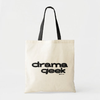 Drama Geek Tote Bag