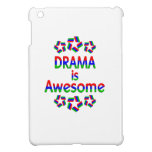 Drama is Awesome iPad Mini Cover