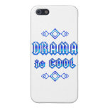 Drama Is Cool iPhone 5 Cases