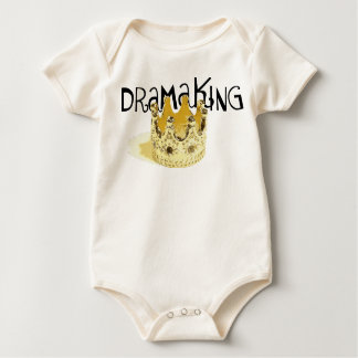 Drama King - Baby Bodysuit