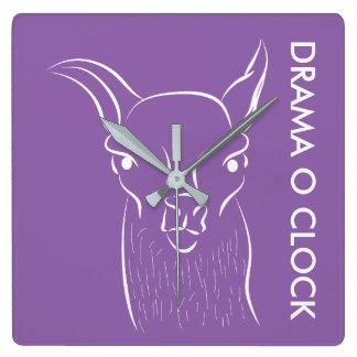 Drama Lama O Clock