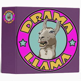 Drama Llama, Vinyl Binders