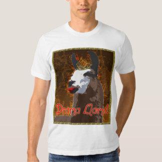 Drama Llama BronzeGold Shirt