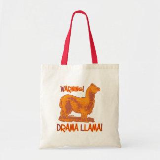Drama Llama Budget Tote Bag