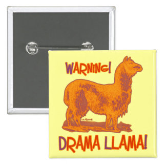 Drama Llama Button