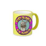 Drama Llama, Coffee Mug