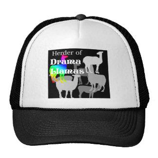 Drama Llama Herder Trucker Hat