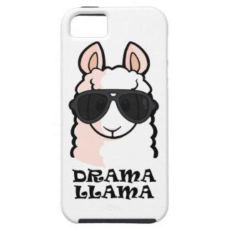 Drama Llama iPhone SE/5/5s Case