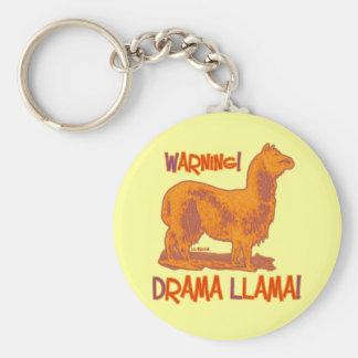 Drama Llama Key Chains