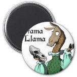 Drama Llama Magnet