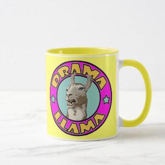Drama Llama, Mug