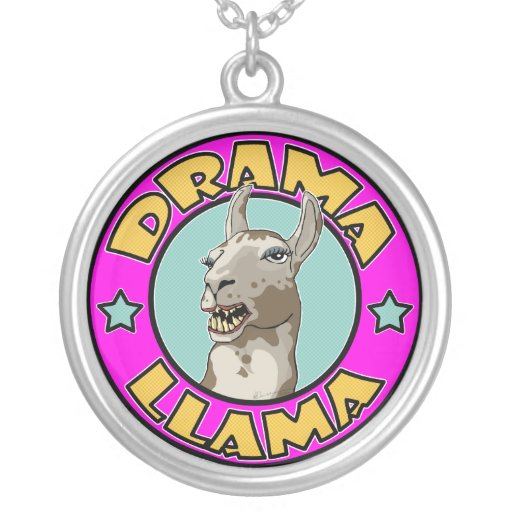 Drama Llama, Necklace