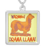 Drama Llama Pendant