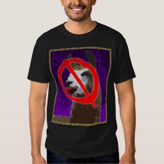 Drama Llama Purple Shirt - Anti-Drama