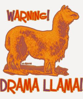 Drama Llama T Shirt