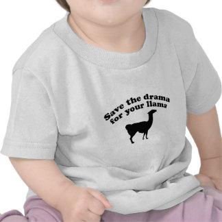 Drama Llama Tee Shirt